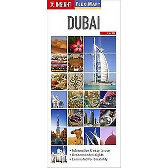 Insight Guides Flexi Map Dubai by Insight Guides