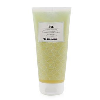 Salt Incredible Spreadable Smoothing Salt Body Scrub - 200ml/6.7oz