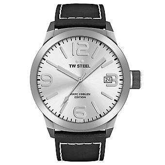 TW Steel TWMC24 Marc Coblen Black Strap Wristwatch