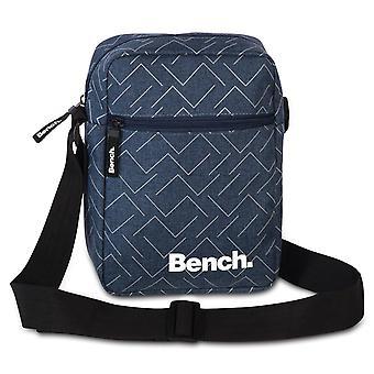 Bench Classic shoulder bag 23 cm, blue