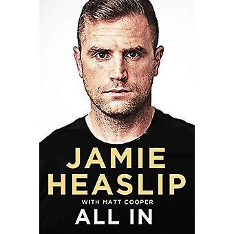 All In by Jamie Heaslip - 9780717185979 Book