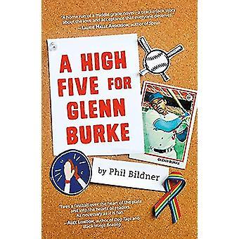 A High Five for Glenn Burke by Phil Bildner - 9780374312732 Book