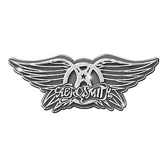 Aerosmith badge Wings Band Logo nouveau pin officiel de revers en métal