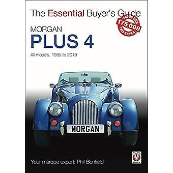 Morgan Plus 4 door Phil Benfield - 9781787115583 Boek