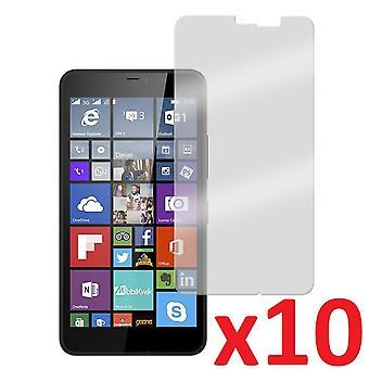 10x Screen Protector Cover Guard for Nokia Lumia 640 XL