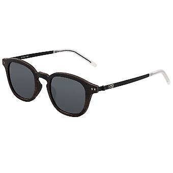 Earth Wood Kavaja Polarized Sunglasses - Ebony/Black
