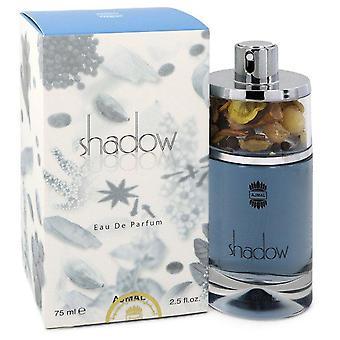 Ajmal Shadow Eau De Parfum Spray By Ajmal 2.5 oz Eau De Parfum Spray