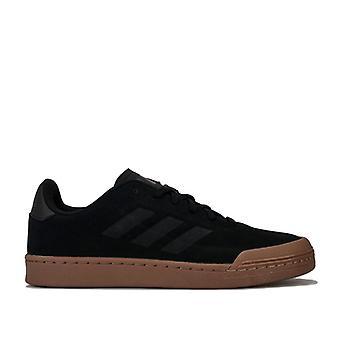 Män & apos, s adidas Court 70s Utbildare i svart