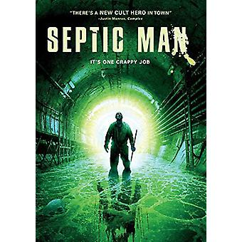 Septic Man [DVD] USA import