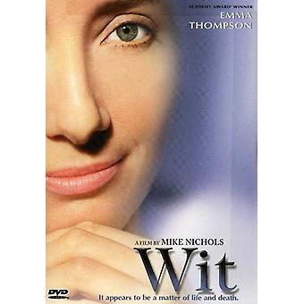 Wit [DVD] USA import