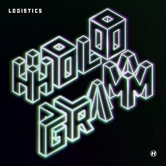 Logistics - Hologram [CD] USA import