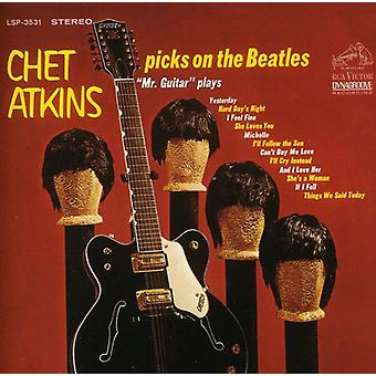 Chet Atkins - Picks op de Beatles [CD] USA import