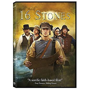 16 Stones [DVD] USA import