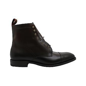 Allen Edmonds Mens dalton Almond Toe Ankle Fashion Boots