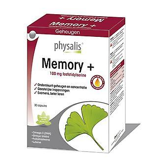 Memory+ 30 capsules