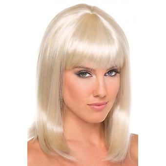 Perruque de poupée - Blonde