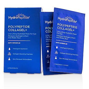Polypeptidikollaalyyli+ linja nosto hydrogeeli naamio silmä 222977 8 hoitoja