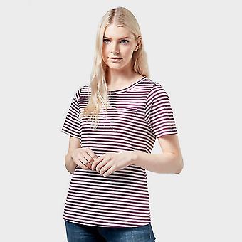 Peter Storm Women's Angel Short Sleeve T-Shirt Purple