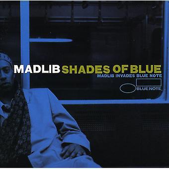 Madlib - tinten van blauw [CD] USA import