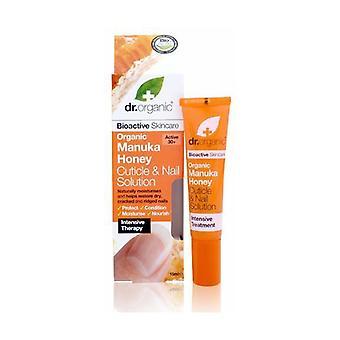 Organic Manuka Honey Nail and Cuticle Solution 15 ml