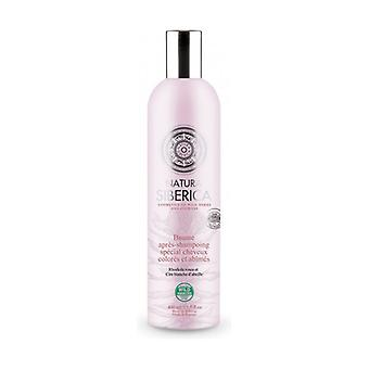 Special Conditioner Balm Colored and Damaged Hair 400 ml of gel