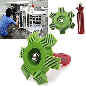 radiator kam fordamper klimaanlegg verktøy fin reparasjon kam auto bil plast a / c kondensator fin rettethet kjølemiddel kjøling
