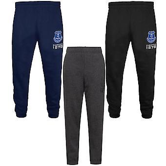 Everton FC αγόρια joggers τζόκινγκ παντελόνι slim fit δέρας παιδιά ΕΠΊΣΗΜΗ ποδόσφαιρο δώρο