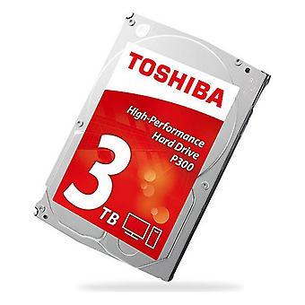 "Hard Drive Toshiba HDWDUZSVA 3,5"" 7200 rpm"