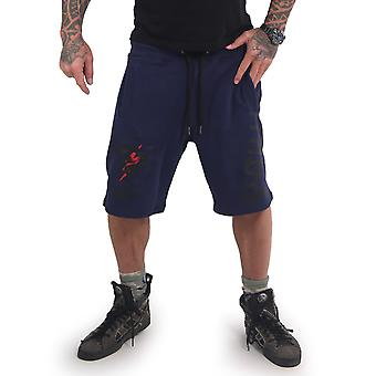 YAKUZA Men's Sweatshorts Drugs