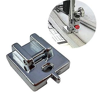 Metallo invisibile zippata sewing Machine Foot - Creativo Home Utile Cucitura strumento fai da se fai