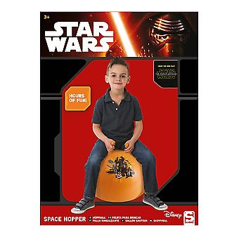 Star Wars Jumping Ball Space Hopper