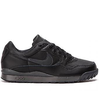 Nike Ezcr065020 Herren's Sneakers aus schwarzem Leder