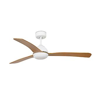 Brown Ceiling Fan 3 Blades with DC motor