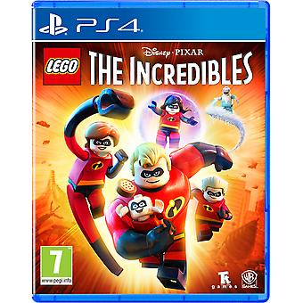 LEGO The ihme bles PS4-peli