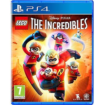 LEGO det utrolige PS4-spil