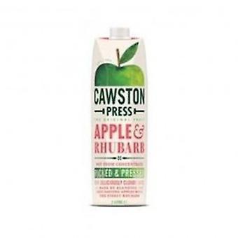 Cawston - Apple & Rhubarb