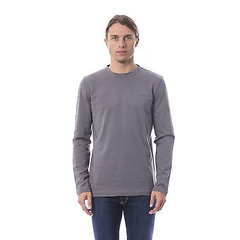Verri Men's Vgrigiochiaro T-Shirt Gray VE678975
