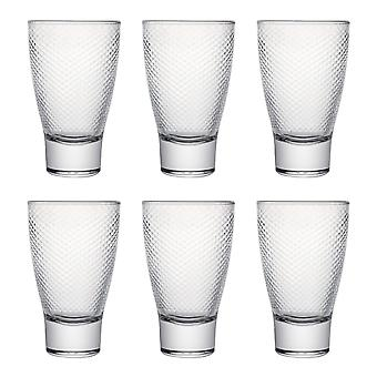 Karo Hiball Glass, 300ml, Set of 6