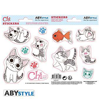 Chi - Chi Mini Klistermärken