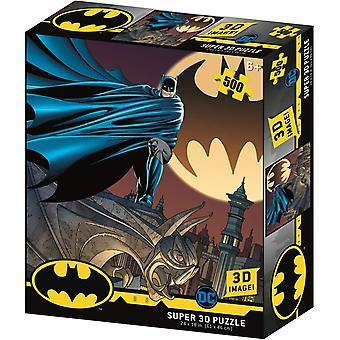DC Comics Batman - Prime 3D Effect 500 Pala Palapeli