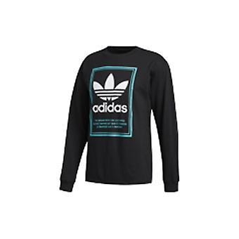 Adidas Tongue Label FM1570 universell hele året menn sweatshirts
