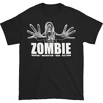 Rob Zombie Super Monster T-shirt