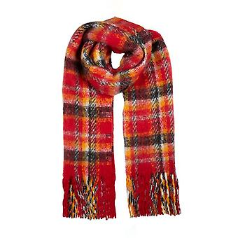 Bold Checked Scarf
