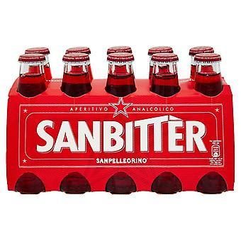 SanBitter Red 10x10cl