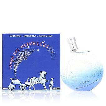 L'ombre des merveilles eau de parfum spray بواسطة hermes 100 ml