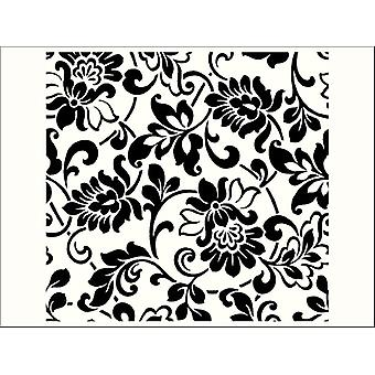 Fablon 45cm x 2m Heritage Black & White FAB10247