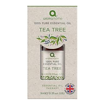Aroma Home Tea Tree 100% puhdasta eteerinen öljy: 9ml