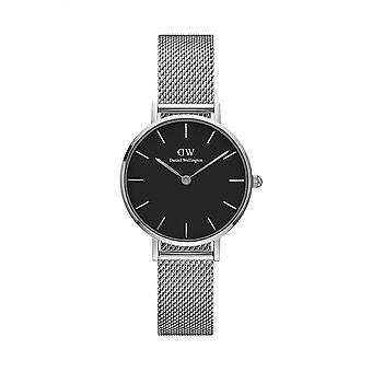 Daniel Wellington DW00100218 Classic Sterling Petite Steel Mesh Wristwatch