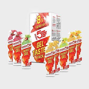 New High5 Gel Taster Pack Natural