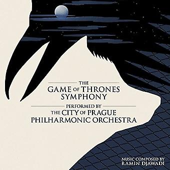 City of Prague Philharmonic Orchestra - Game of Thrones Symphony [CD] USA import